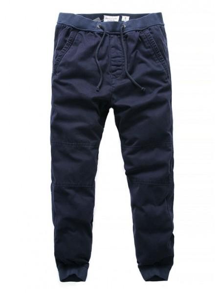 Мужские брюки на резинке практичные и красивые
