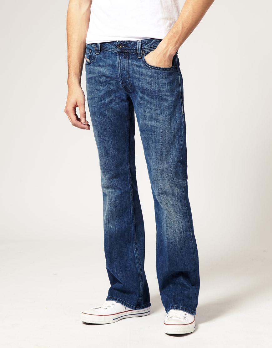 Мужские модели джинсов