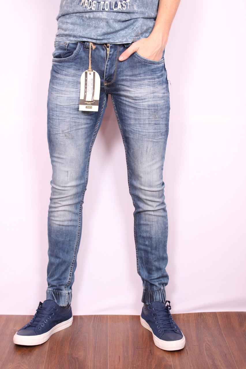 Мужские модные турецкие джинсы