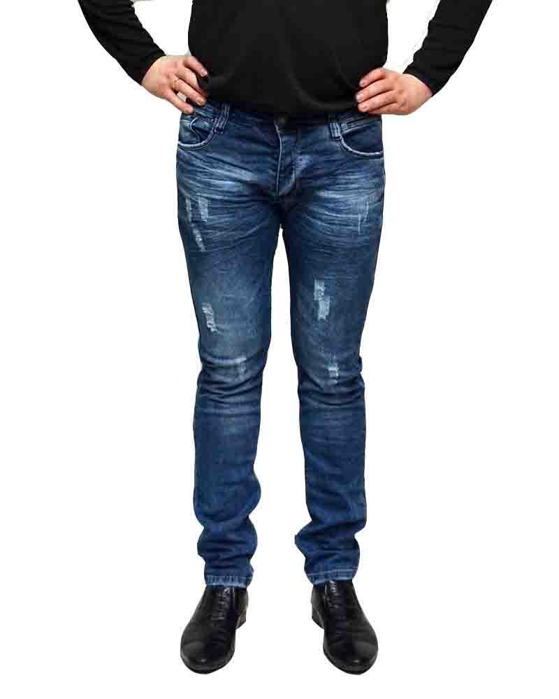 Мужские обтягивающие джинсы – для кого они