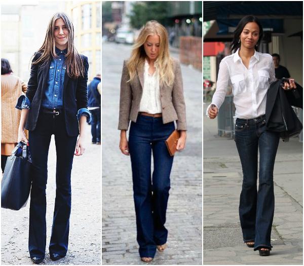 На собеседования в джинсах