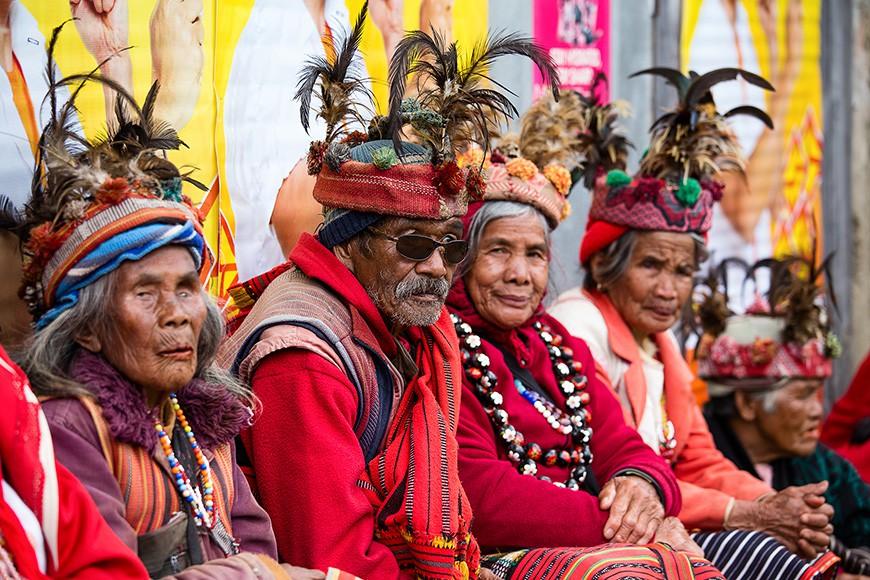 Национальные одежды Филиппин