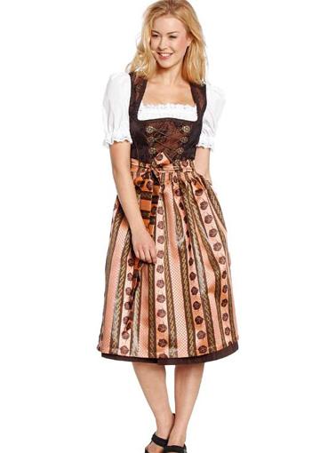 Немецкая одежда национальная