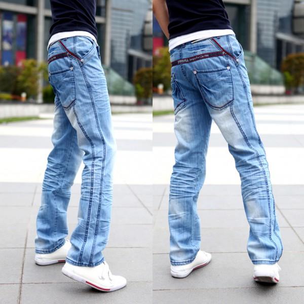 Необычный фасон штанов