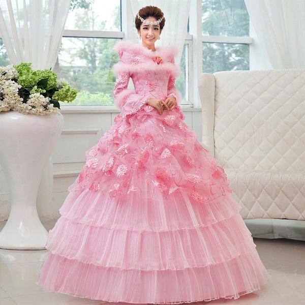 Необычный вариант платья