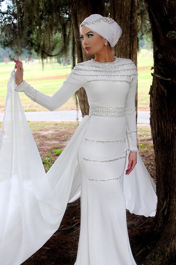 Невероятная красота мусульманских невест