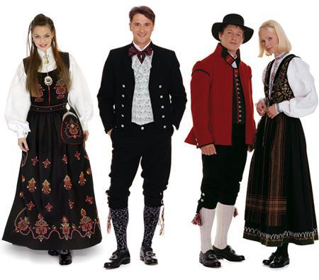 Норвежская национальность