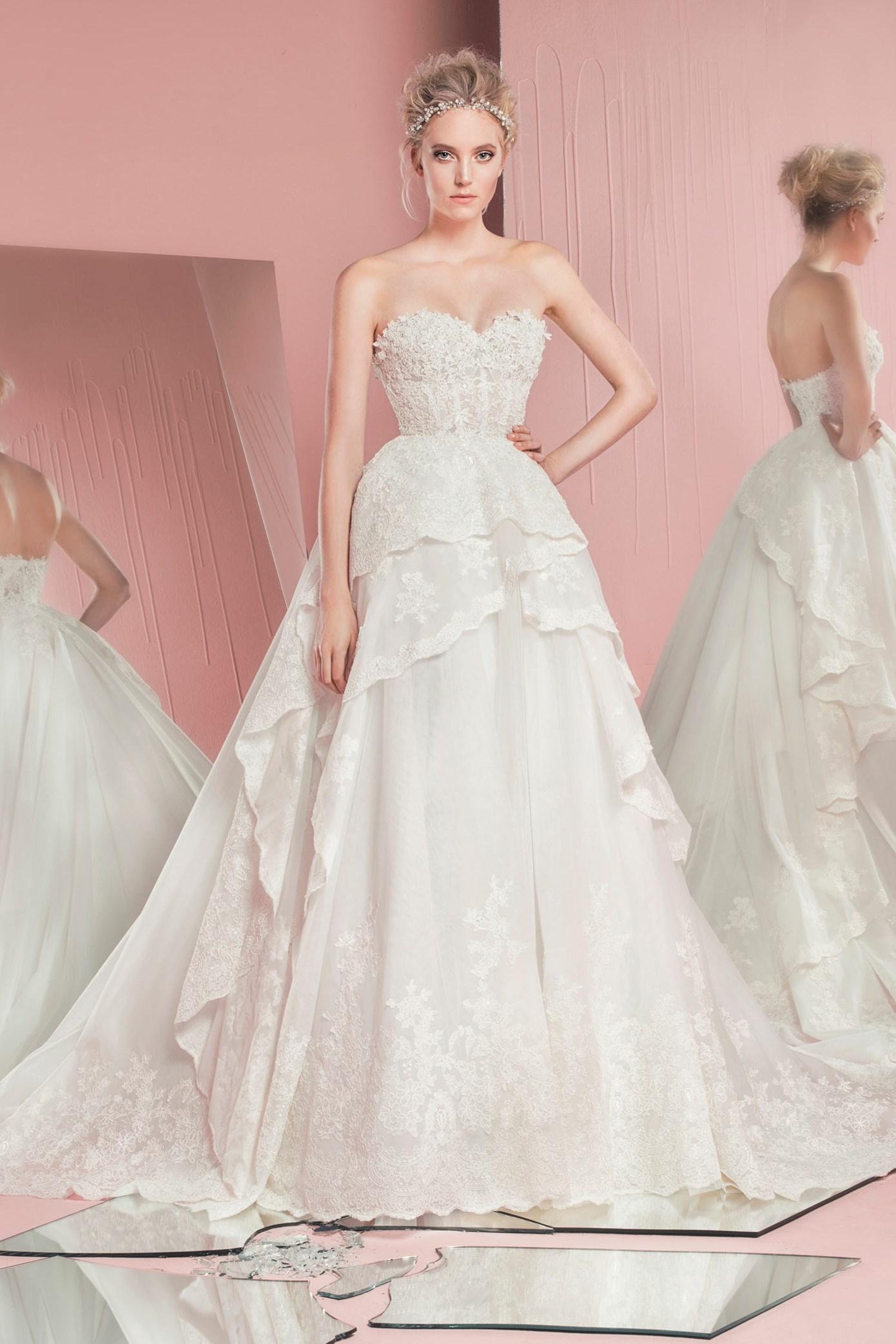 Новая свадебная коллекция