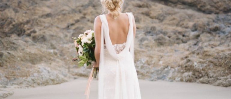 Облаченная в такое платье невеста, выглядит женственно, нежно и романтично
