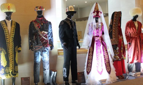 Одежда Кыргызии