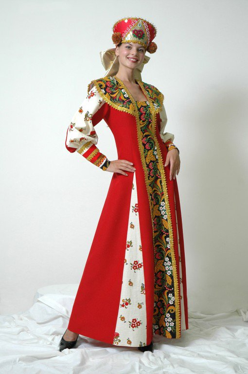 Одежда национальная