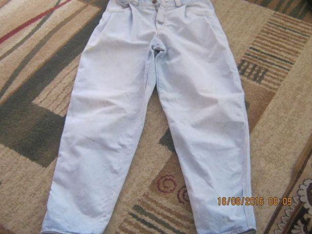 Оригинальные белые штаны