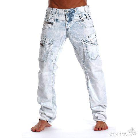 Оригинальные брендовые джинсы