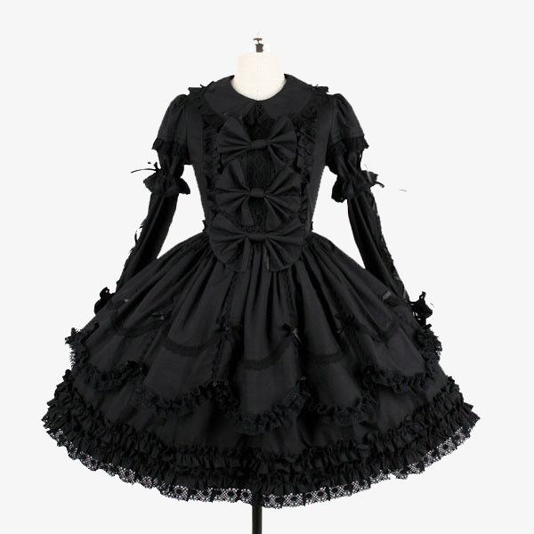 Оригинальный фасон платья