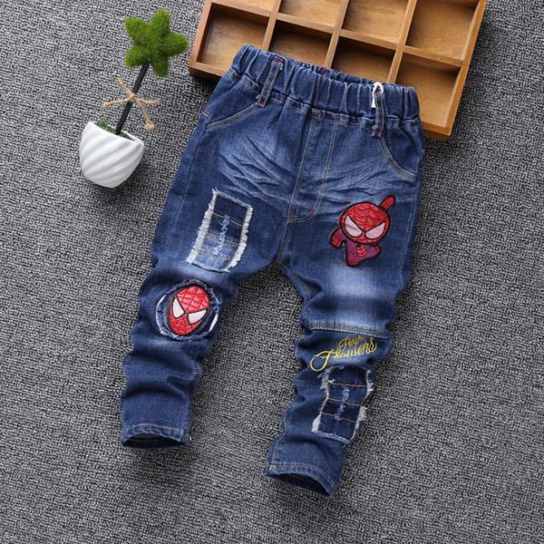 Осениие джинсы на мальчика