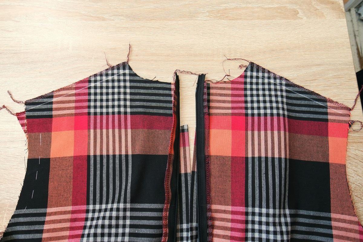 Особенности изготовления одежды