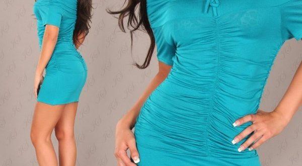 Открытые плечи платья