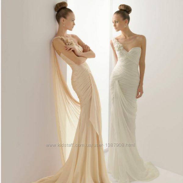 Оттенки платья для свадьбы