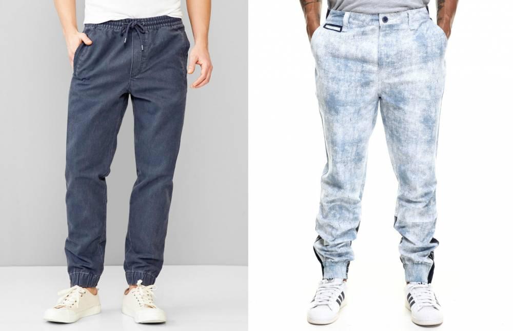 Оттенки штанов для мужчины