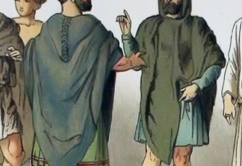 Пенула в Древнем Риме