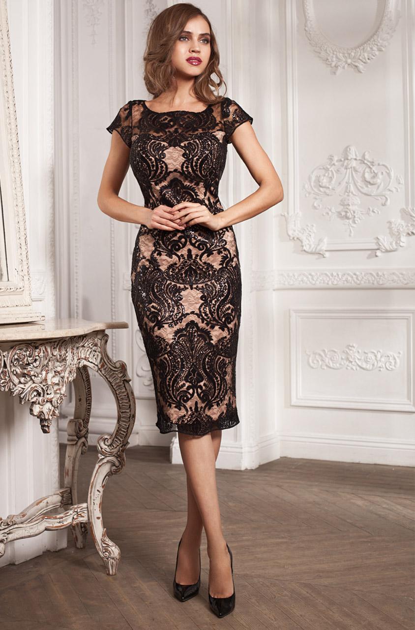 Платье для гостей