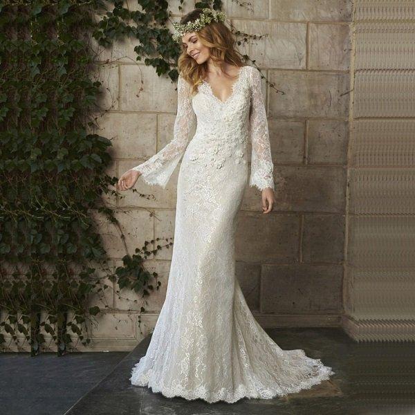 Платье невесты обязано оставаться идеальным с первой минуты