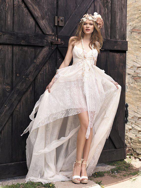 Платье рустик от Jesus Peiro