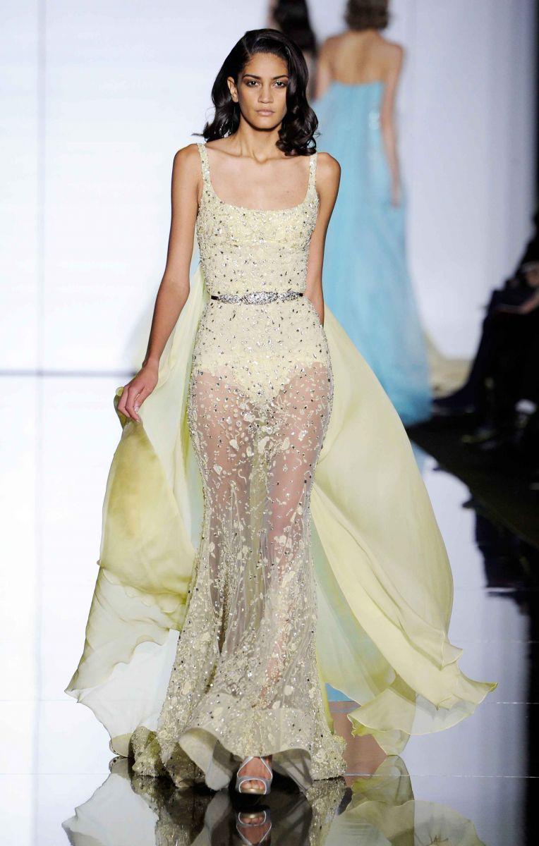 Платья Zuhair Murad характеризуются женственностью
