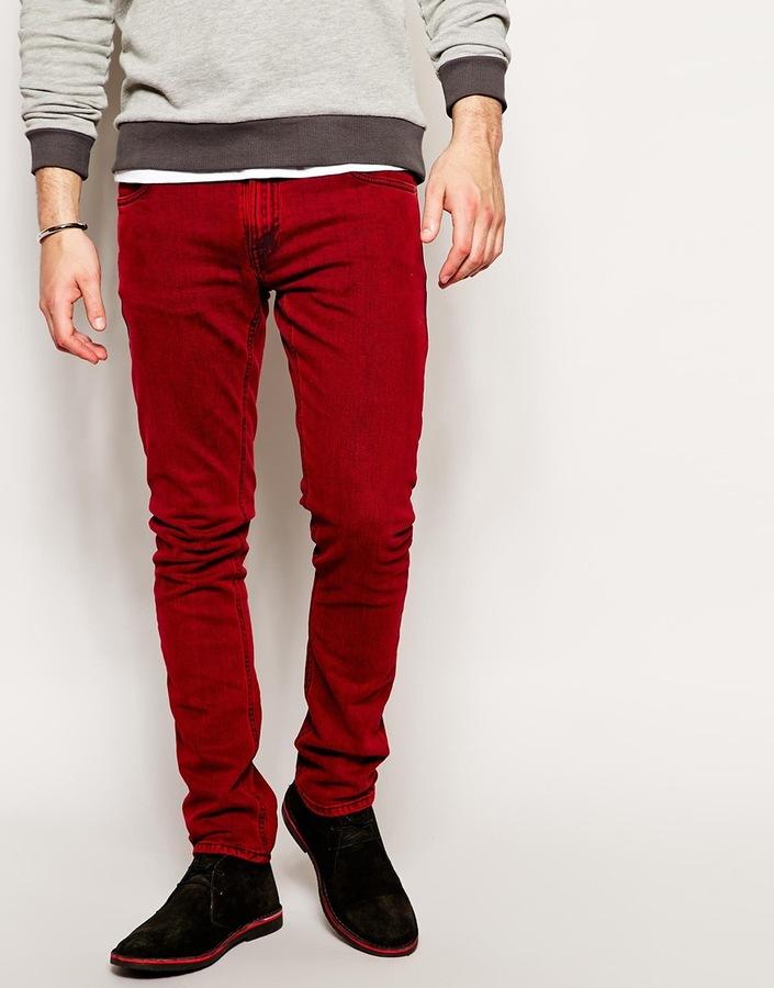 Плотные штаны