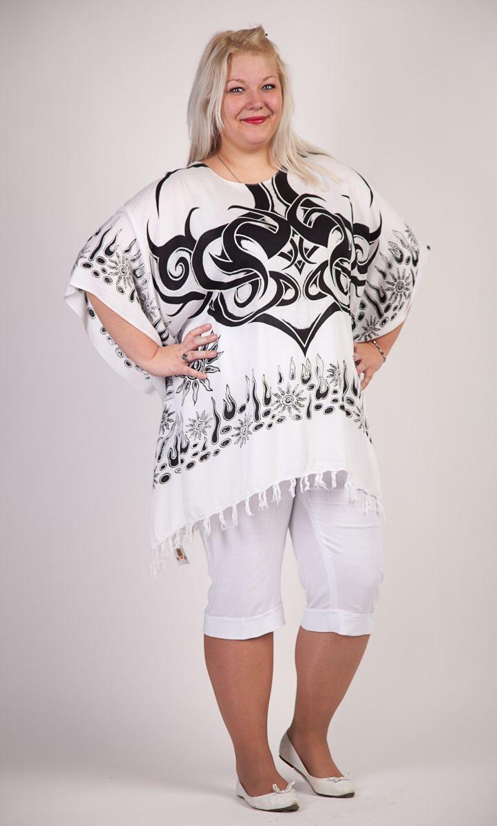 Пляжная мода больших размеров для женщин
