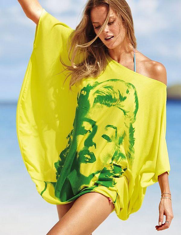 Пляжные платья для прибрежных и городских прогулок
