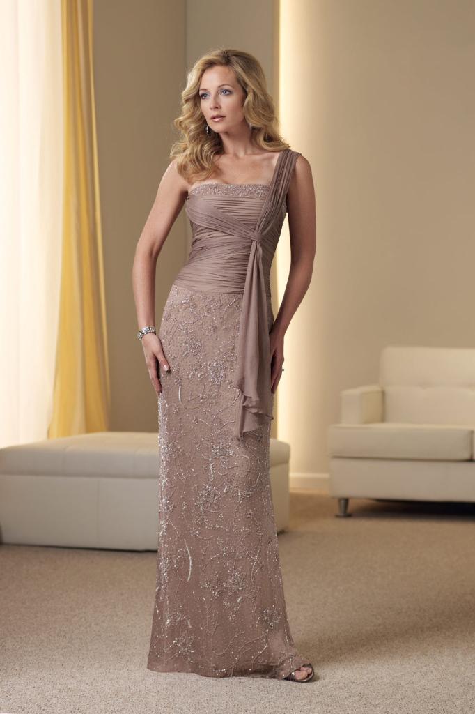 Подходящий материал для платья