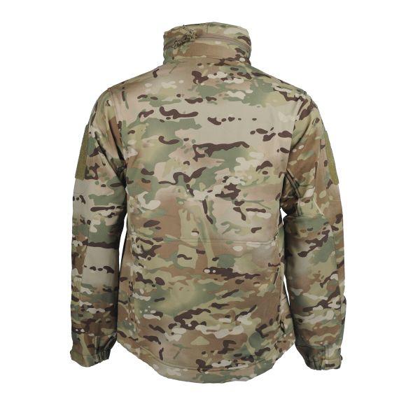 Практичная куртка хаки