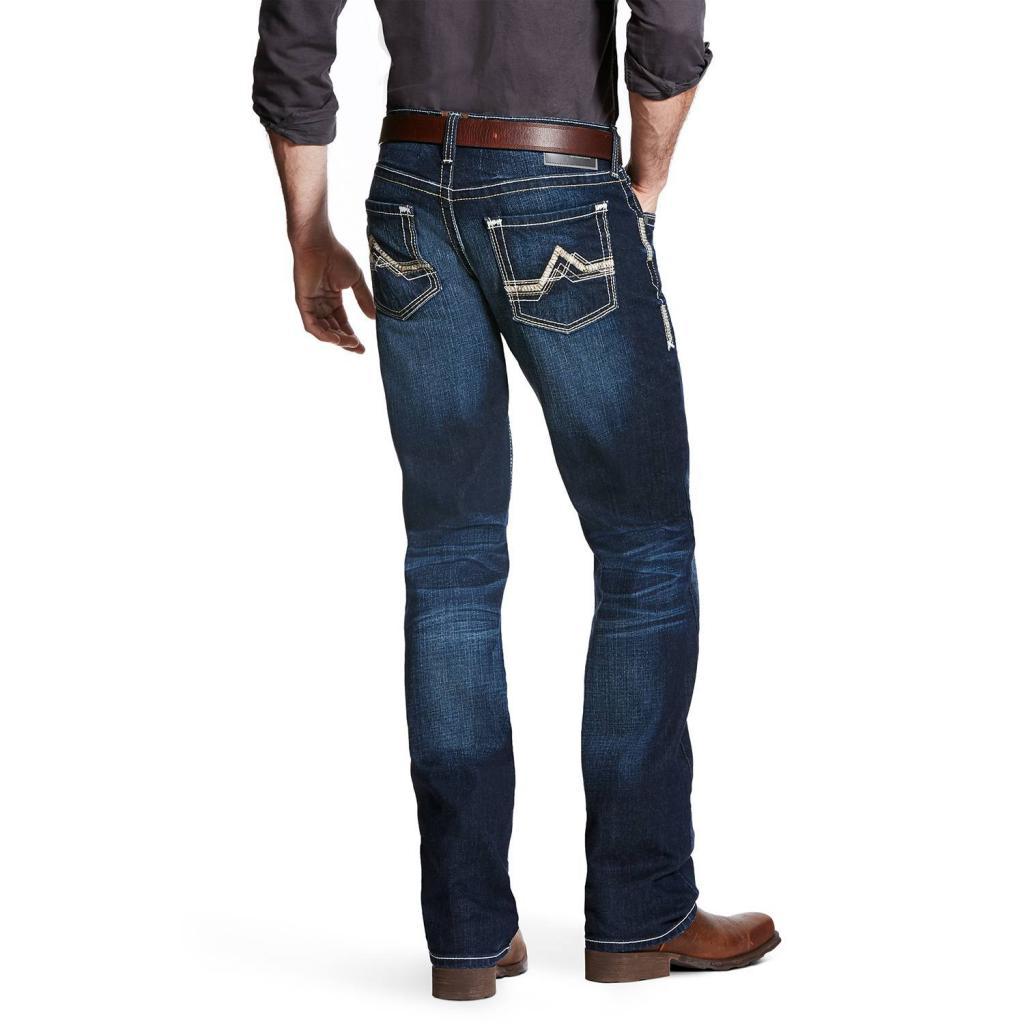 Правильная длина классических джинс