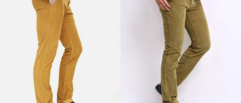 Приятные оттенки современных джинсов