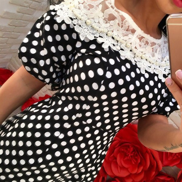 Простое красивое платья