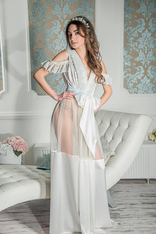 Простой фасон платья на вечер