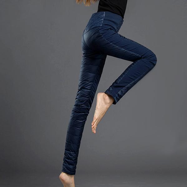Пуховые джинсы