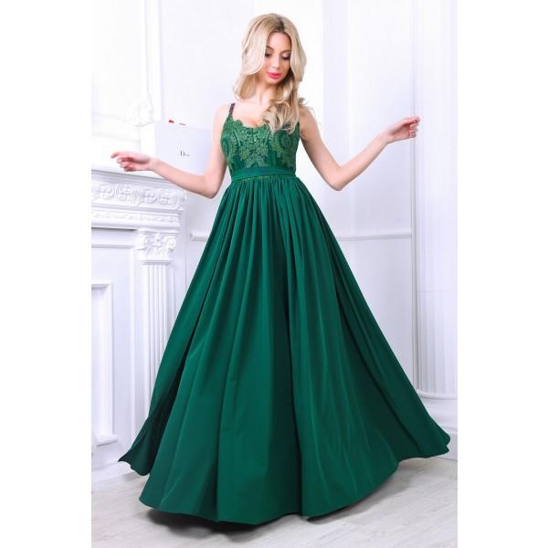 Пышная юбка вечернего платья