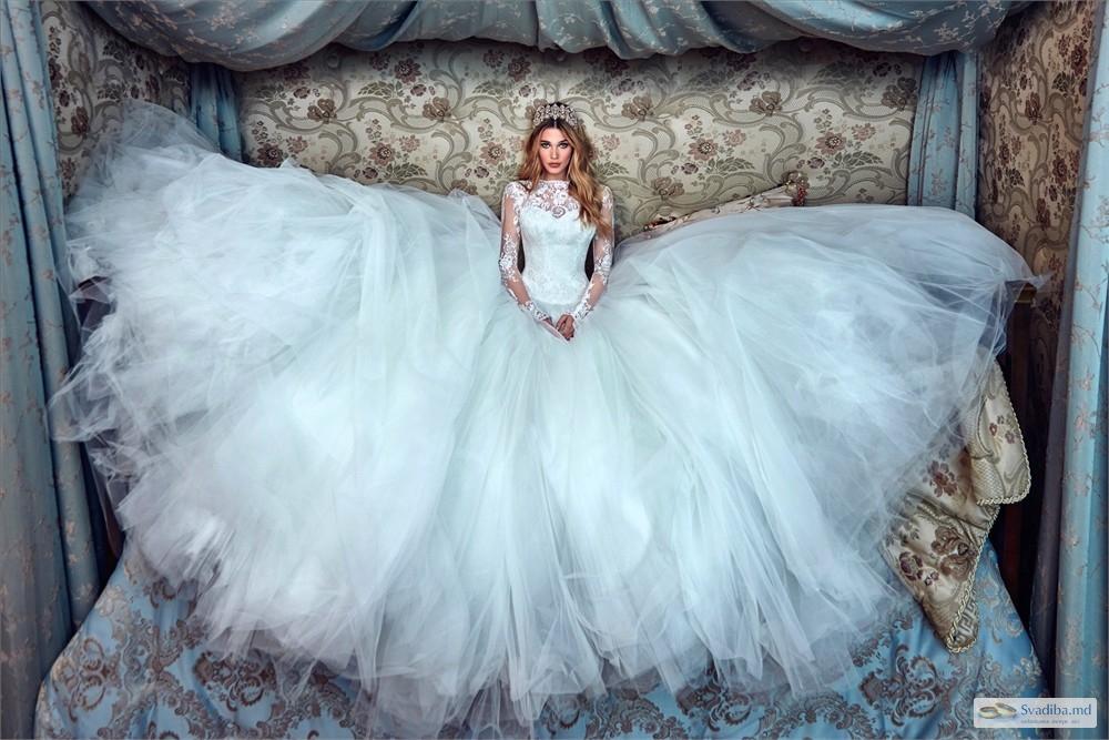Пышность платья