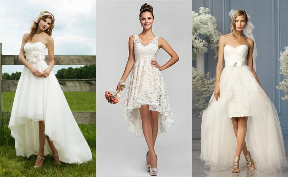 Пышные свадебные платья или их альтернативы