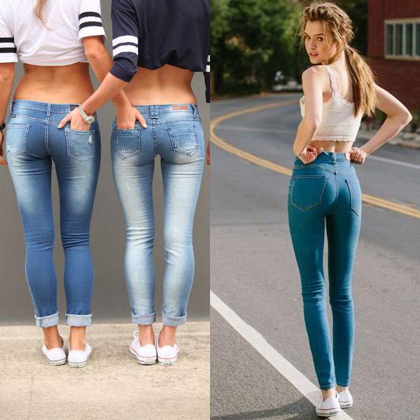 Разные штаны