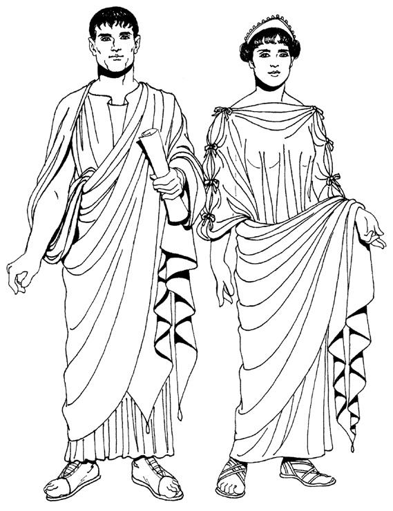 Римские женщины