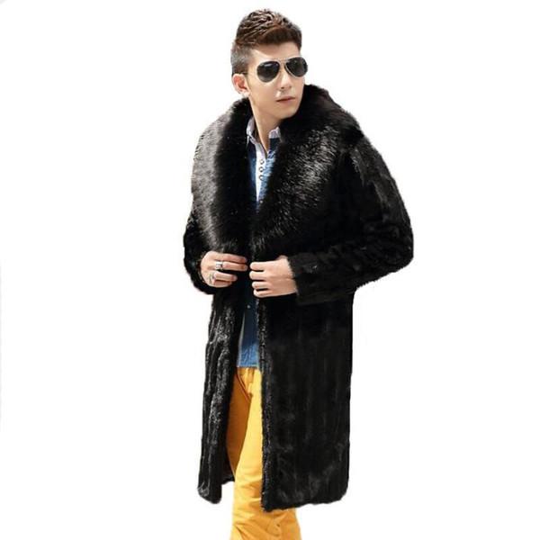 Шерстяное пальто для мужчины
