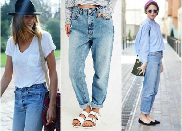 Широкий крой одежды в моде