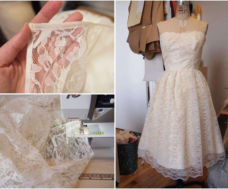 Шить платье