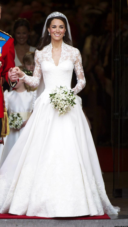 Самые дорогие в мире свадебные платья