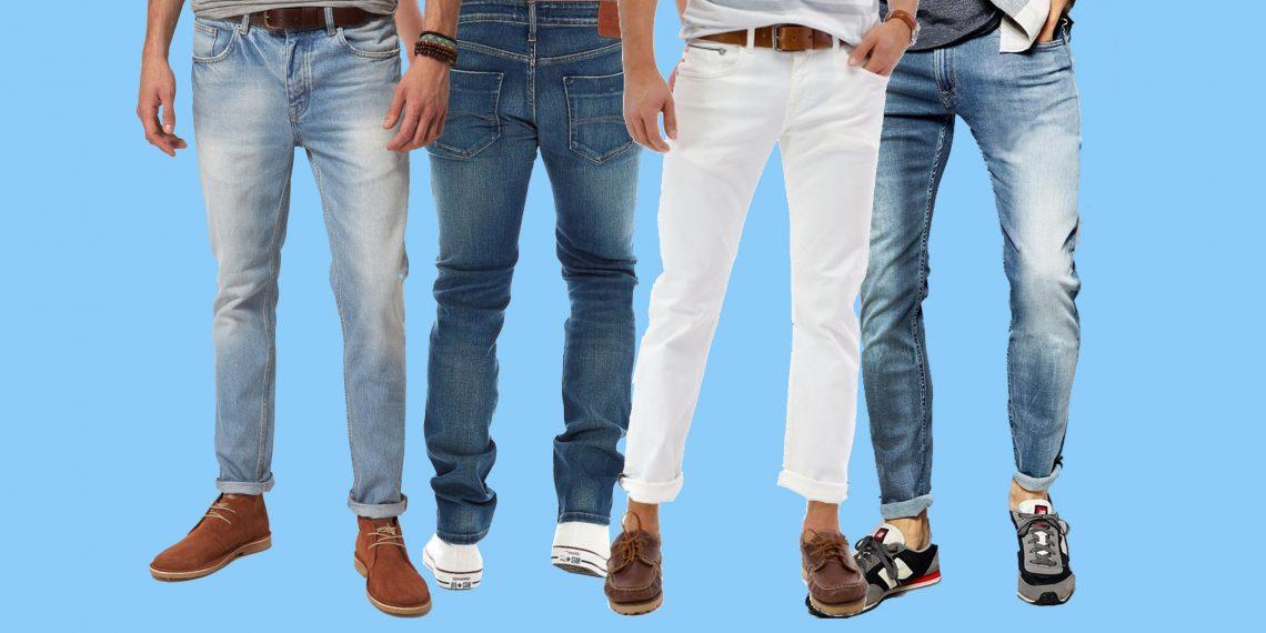 Самые модные мужские джинсы 2018 года