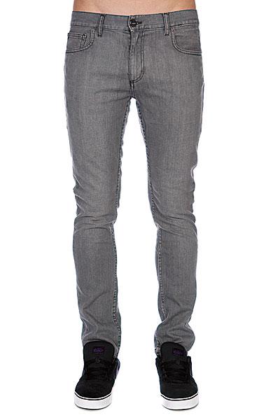 Серые оттенки джинсов