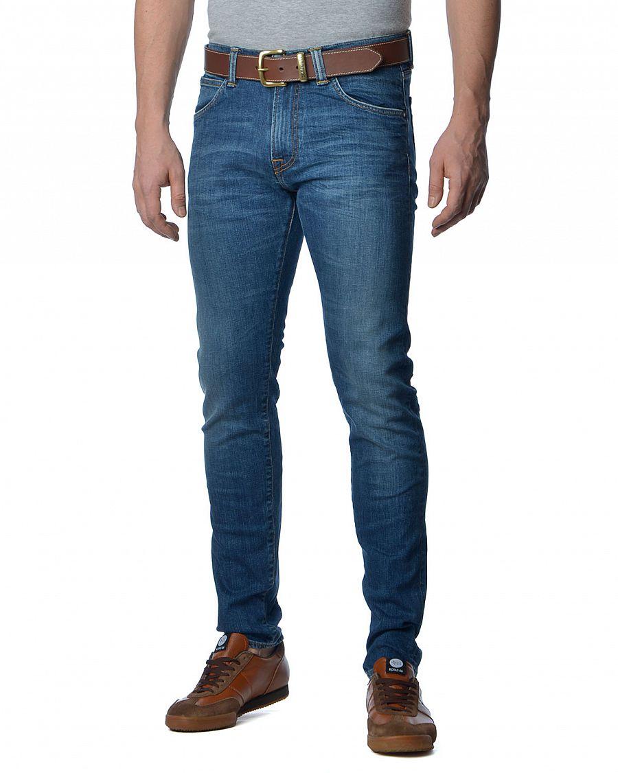 Современные джинсы Tapered